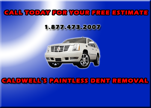 Paintless Dent Removal: Painless Dent Repair