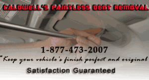 Caldwell's Paintless Dent Removal